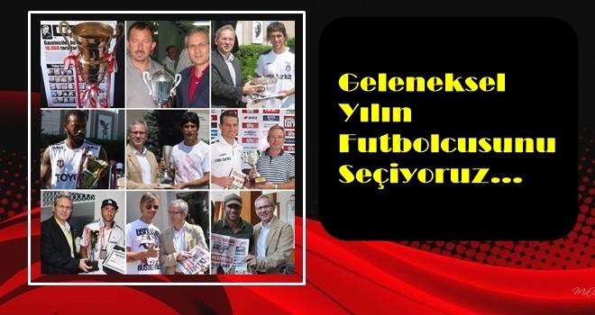 BEŞİKTAŞ - Yılın Futbolcusu Kupası