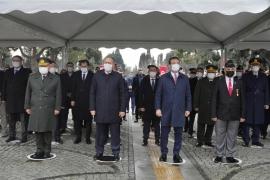 İstanbul'da Çanakkale Şehitleri törenle anıldı
