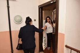 Her evin, işyerinin ve mahallenin ihtiyaçlarını anında gideriyorlar