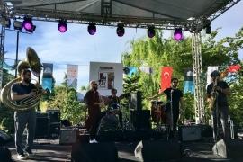 PSM Caz Festivali Anneler Günü'nde Sanatçılar Parkı'nda