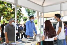 Başkan Akpolat, Edebiyat ve Kitap Günleri'ne katıldı