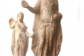 Parion Antik Kenti ve ihtişamının simgesi Roma Tiyatrosu
