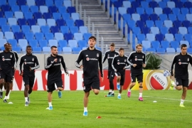 Kartal, Bratislava maçına hazır