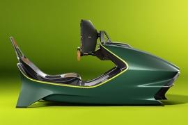 Oyunseverlere müjde! Aston Martin'den yarış simülatörü