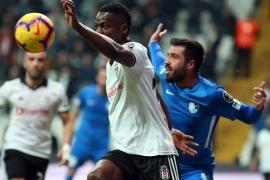 Beşiktaş-Erzurumspor maç sonucu: 1-1