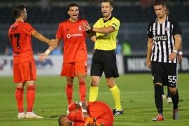 Partizan – Beşiktaş: 1-1