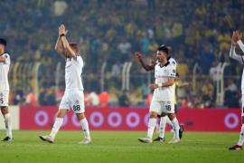 Fenerbahçe:1-Beşiktaş:1