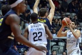 Beşiktaş Sompo Japan:58 - Fenerbahçe:79