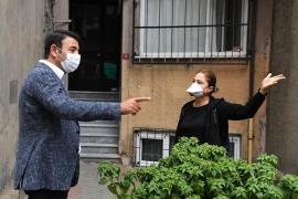 Beşiktaş'ta haneler tek tek dolaşılacak! Sorunlar kökten çözülecek!