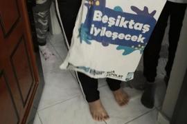 Beşiktaş'ta eğitimde fırsat eşitliği için büyük dayanışma
