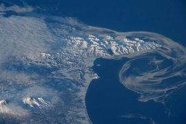 Dünya alarm veriyor, denizi kaplayan buz eridi