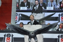 Beşiktaş'ta seçim günü
