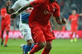 Vodafone Park'ta gol yağmuru
