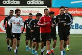 Kartal'da Ankaragücü maçı hazırlıkları sürüyor