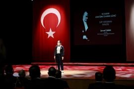 İmamoğlu: Atatürk onurlu bir geçmiş, aydınlık bir gelecektir