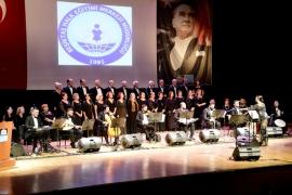 """Beşiktaş Halk Eğitim Merkezi'nden Muhteşem """"Kış Konseri"""""""