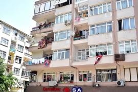 Beşiktaş'ta ilk adım yürüyüşü bu yıl mobil kortejle düzenlendi