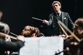 CRR Senfoni Orkestrası'ndan açık havada yaz konserleri