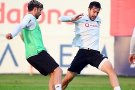 Beşiktaş, B36 Torshavn maçına hazırlanıyor