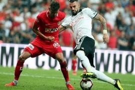 Beşiktaş – Antalyaspor: 2-3