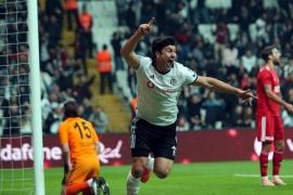 Beşiktaş – Sivasspor maç sonucu: 1-2