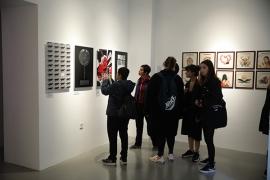 BASE'İ 20.000'e yakın sanatsever ziyaret etti