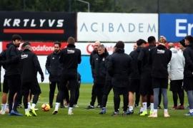 Kartal, Alanyaspor maçına hazırlanıyor