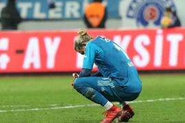 Flaş iddia! Karius Beşiktaş'ı şikayet etti
