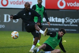 Kartal, Sarpsborg maçına hazırlanıyor