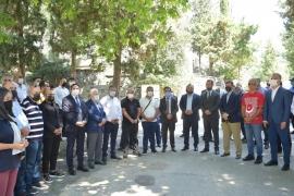 Beşiktaş'ta 15 Temmuz şehitleri anıldı