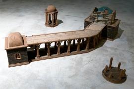 Hintli çağdaş sanatçı Sudarshan Shetty'nin eserleri İstanbul'da