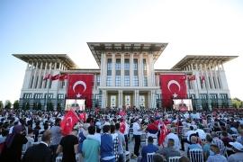 Cumhurbaşkanı Erdoğan: Mücadelemiz sürecektir