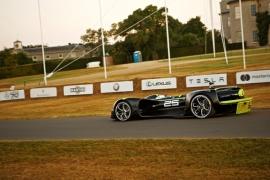 Sürücüsüz yarış arabası Robocar