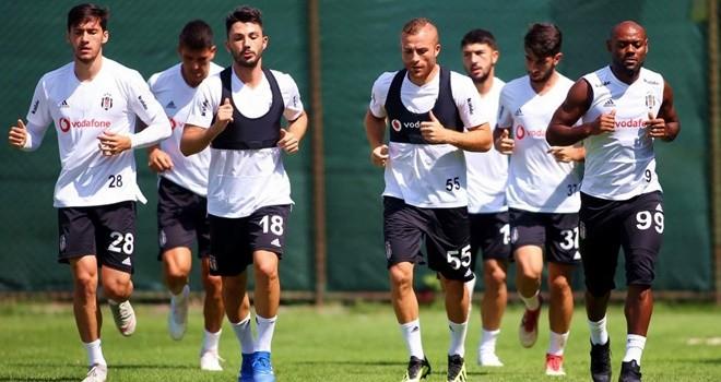 Kartal, Partizan maçına hazırlanıyor