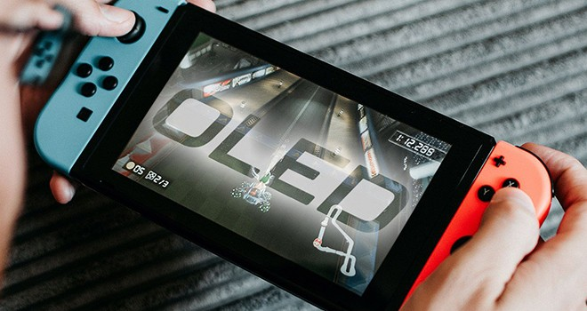 7 inç OLED ekranlı yeni Nintendo Switch geliyor