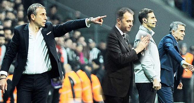 Beşiktaş yönetimi Abdullah Avcı ile görüştü