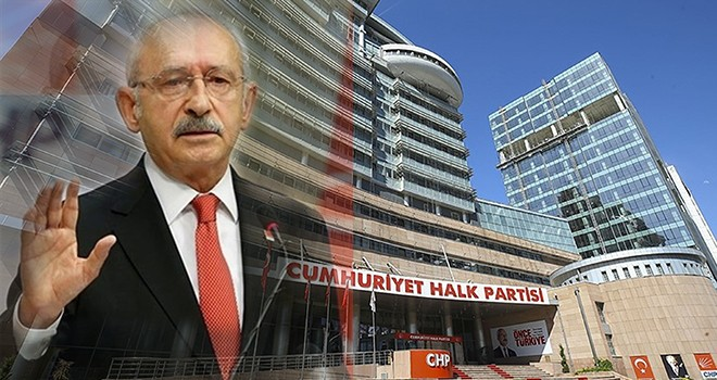 CHP'de Parti Meclis toplantısı başladı
