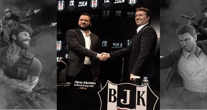 Dev iş birliği! Beşiktaş'ın Zula takımı kuruldu