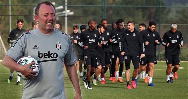 Beşiktaş'ta forma savaşı başladı