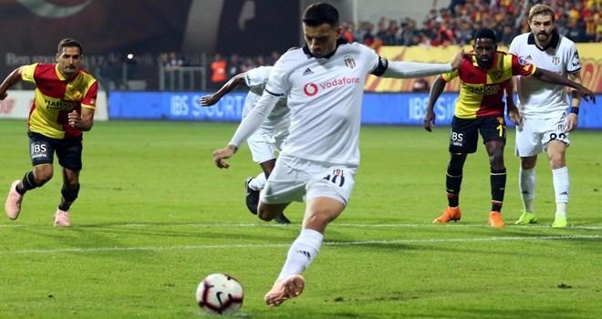 Göztepe – Beşiktaş: 2-0