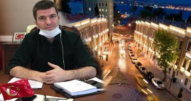 Akaretler'deki eğlence mekanına idari para ve kapatma cezası