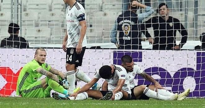 Beşiktaş'a nazar değdi