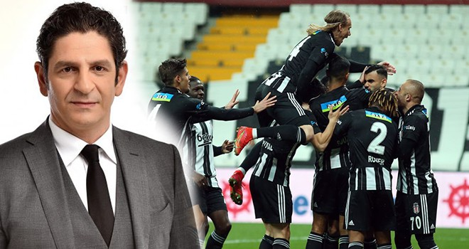 Güntekin Onay: Beşiktaş istekli, dinamik ve hareketli bir görüntü ortaya koydu