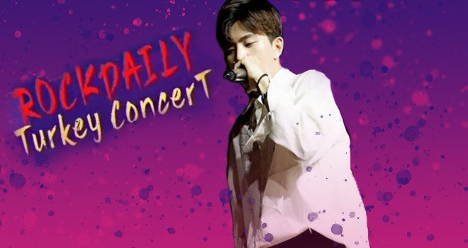 Rock Daily Turkey Concert için geri sayım başladı!