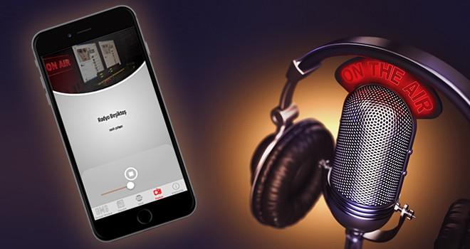 Radyo Beşiktaş'ta müziğin sesi yükseliyor