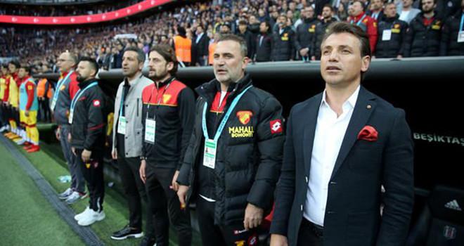 Tamer Tuna Beşiktaş'a gidecek iddiasına yalanlama