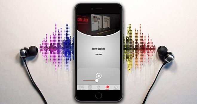 En iyi müziklerle Radyo Beşiktaş'ta buluşuyoruz!