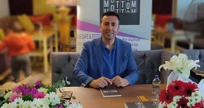 Eğitimci Yazar Erhan Ziya Sancar'ın ilk kitabı MOTTOM okuyucusu ile buluştu
