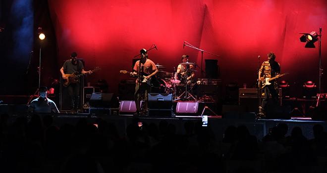 Müzikseverler KüçükÇiftlik Park'ta Duman konserine akın etti!..