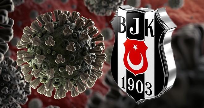 Beşiktaş'tan korona virüs dezenfeksiyonu ve açıklaması